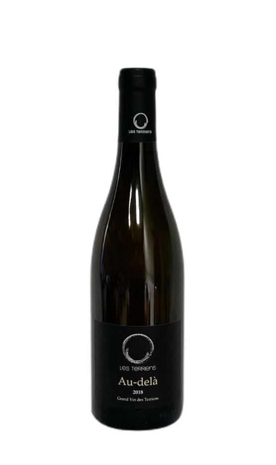 IGP Collines Rhodaniennes Blanc Au-delà 2018 | Soif. | Ateliers dégustation, vente de vins et spiritueux à Limoges