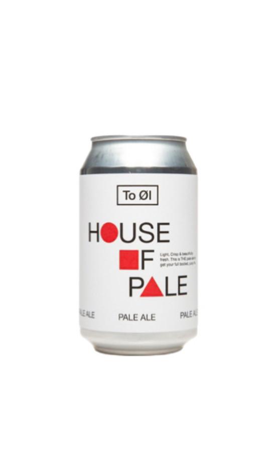 TO OL CITY House of Pale Pale Ale Danemark | Soif. | Ateliers dégustation, vente de vins et spiritueux à Limoges