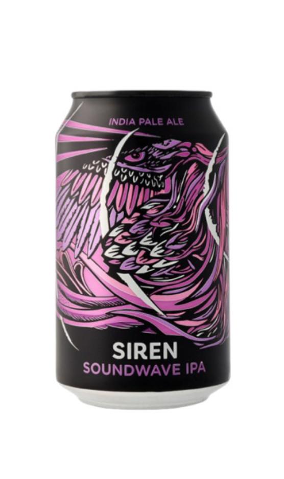 SIREN Soundwave IPA Ale / IPA Angleterre | Soif. | Ateliers dégustation, vente de vins et spiritueux à Limoges