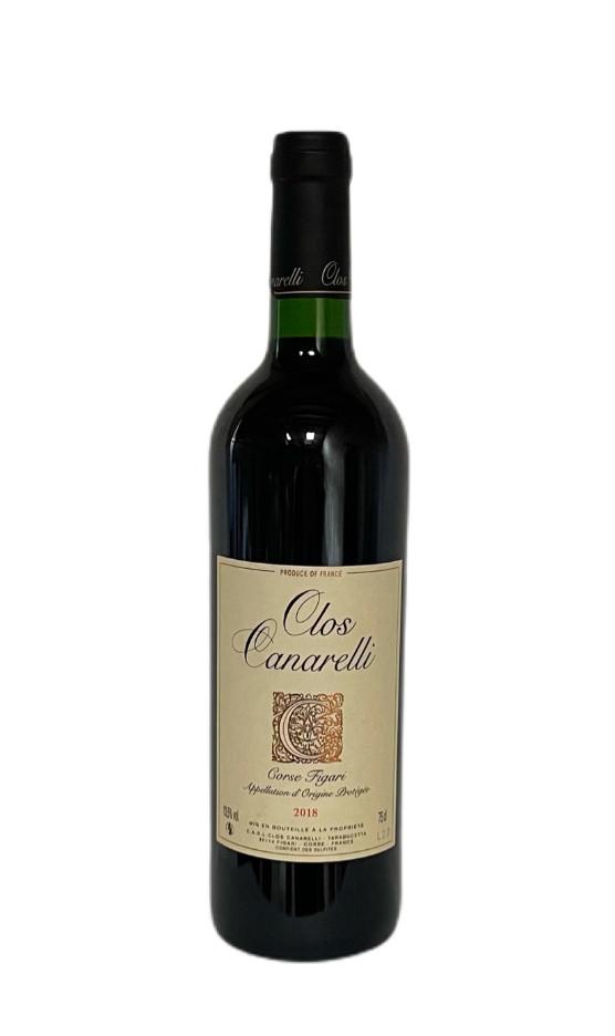 Corse Figari Rouge 2018 Clos Canarelli | Soif. | Ateliers dégustation, vente de vins et spiritueux à Limoges