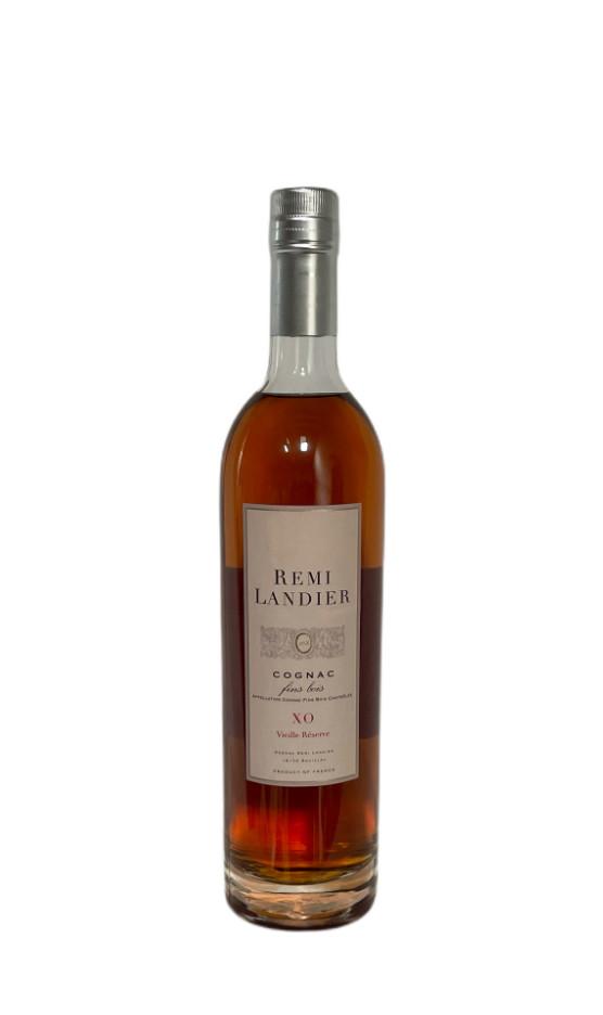 Cognac Rémi Landier XO Vieille Réserve   Soif.   Ateliers dégustation, vente de vins et spiritueux à Limoges