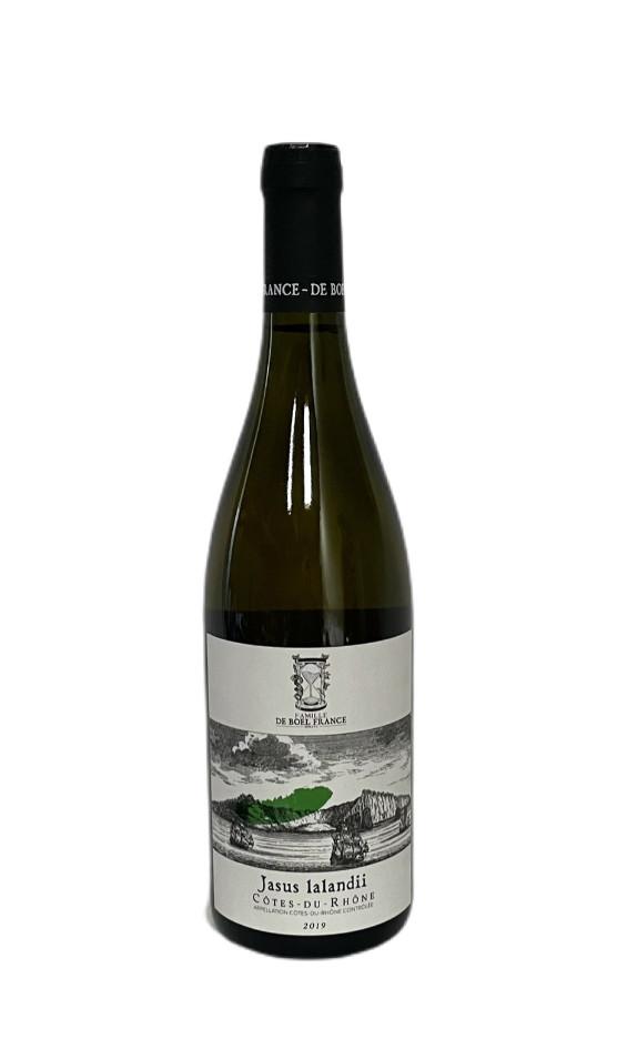 Côtes-du-Rhône Blanc Jasus Lalandii 2019 | Soif. | Ateliers dégustation, vente de vins et spiritueux à Limoges