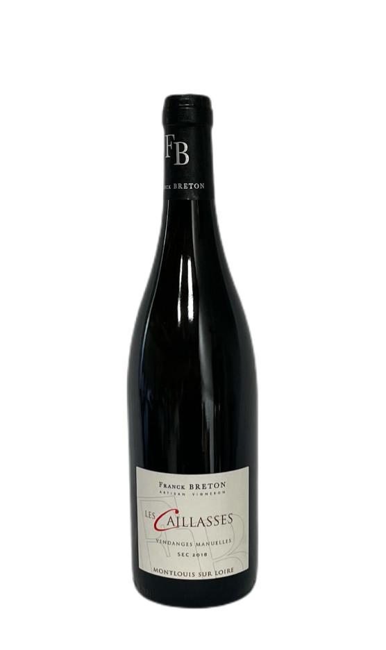 Montlouis-Sur-Loire Blanc Les Caillasses 2019 | Soif. | Ateliers dégustation, vente de vins et spiritueux à Limoges