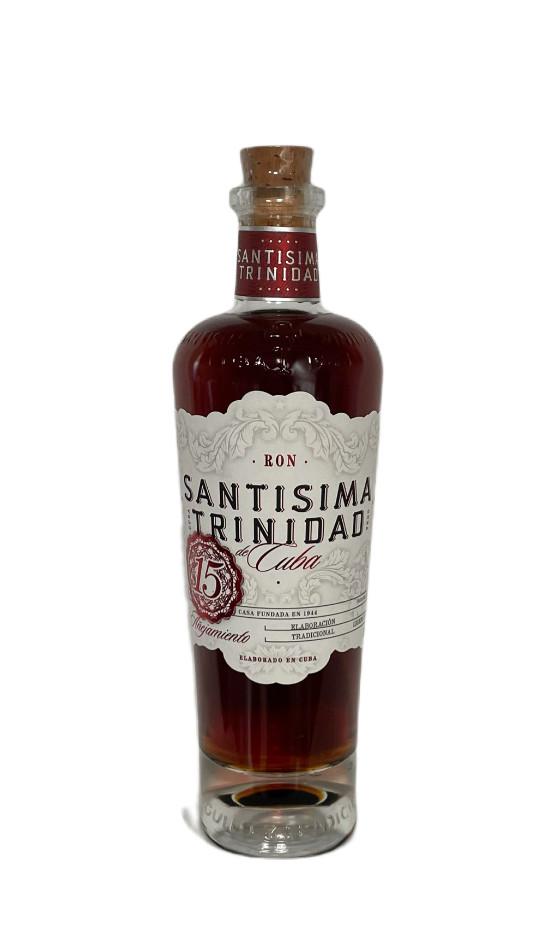 Santisima Trinidad de Cuba 15 ans Rhum Cuba | Soif. | Ateliers dégustation, vente de vins et spiritueux à Limoges