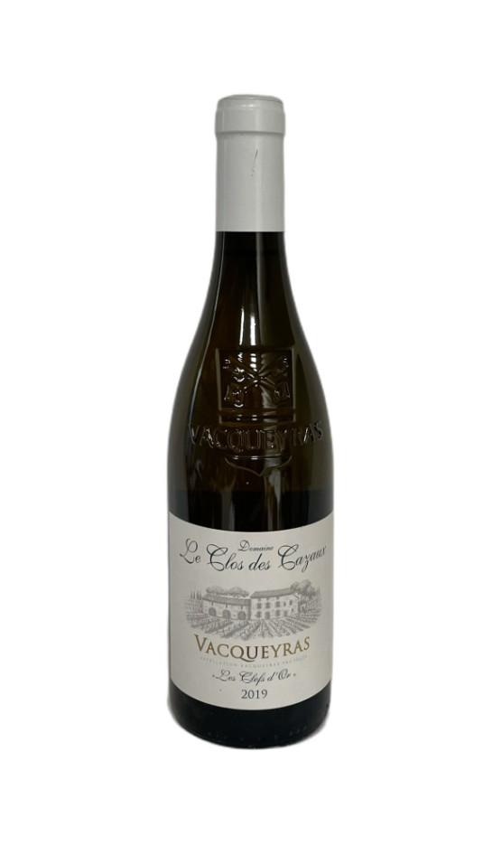Vacqueyras Blanc Les Clefs d'Or 2019 | Soif. | Ateliers dégustation, vente de vins et spiritueux à Limoges