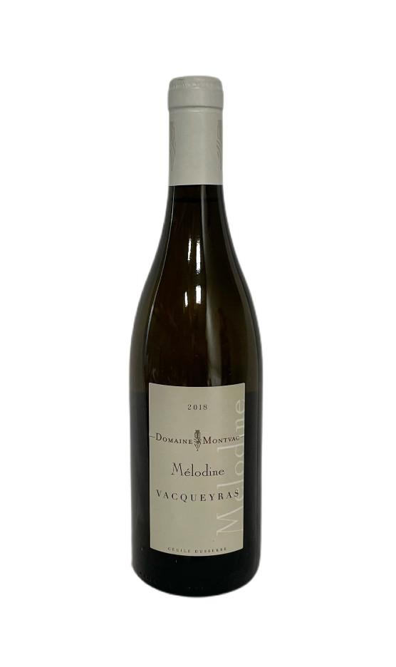 Vacqueyras Blanc Mélodine 2018 | Soif. | Ateliers dégustation, vente de vins et spiritueux à Limoges