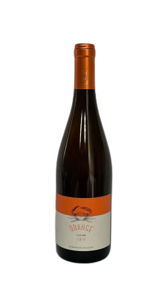 Vin de France Orange 2019 Domaine du Bouchot | Soif. | Ateliers dégustation, vente de vins et spiritueux à Limoges