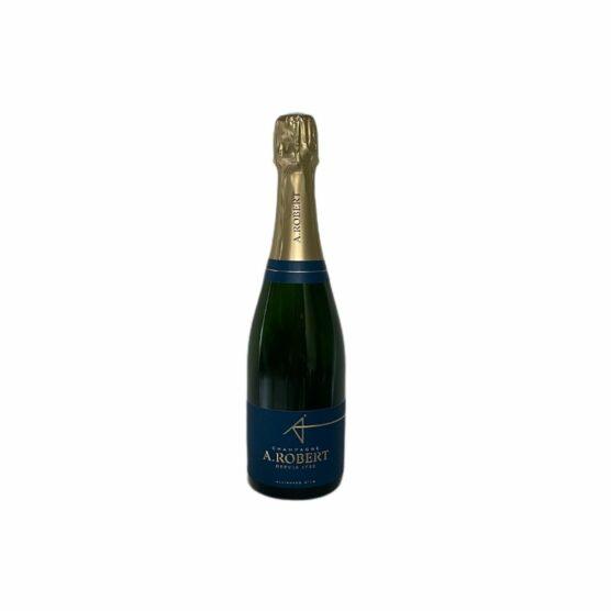 Champagne Brut A.Robert Alliances n°16 Soif Ateliers dégustations Limoges