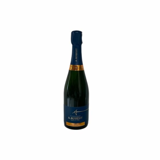 Champagne A.Robert 1er cru Ancrages Soif Atelier Limoges