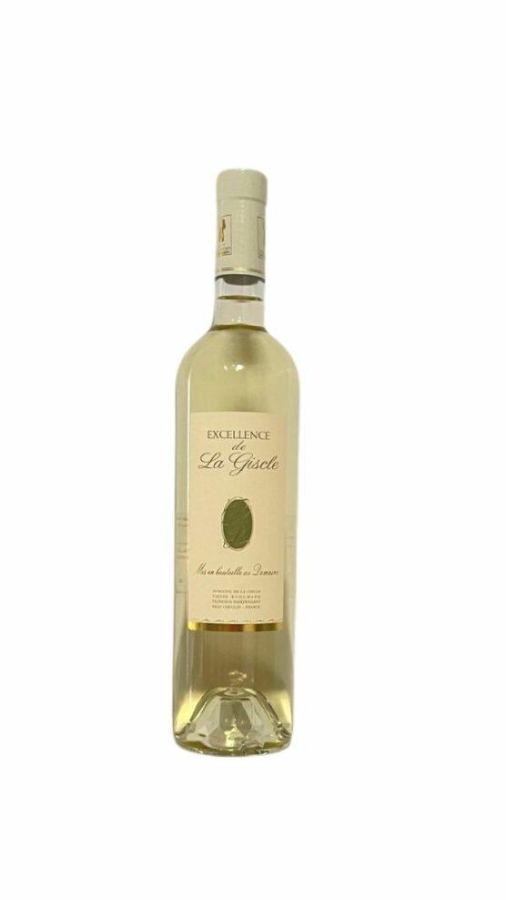 Cotes de Provence blanc Excellence de la giscle | Soif. | Ateliers dégustation, vente de vins et spiritueux à Limoges