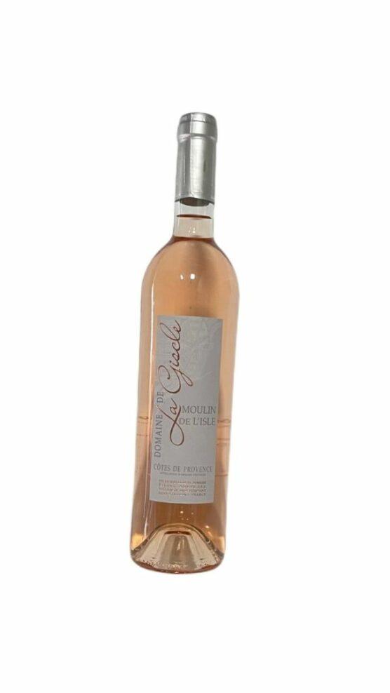 Cotes de Provence rosé domaine de la giscle moulin de l'isle| Soif. | Ateliers dégustation, vente de vins et spiritueux à Limoges