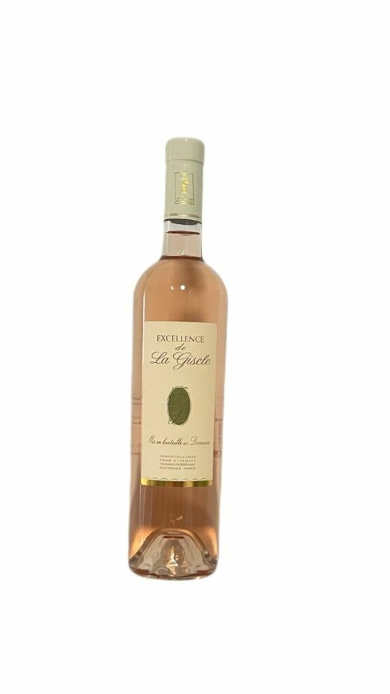 Cotes de Provence rosé Excellence de la Giscle 2020 Soif. Ateliers dégustations vins caviste Limoges