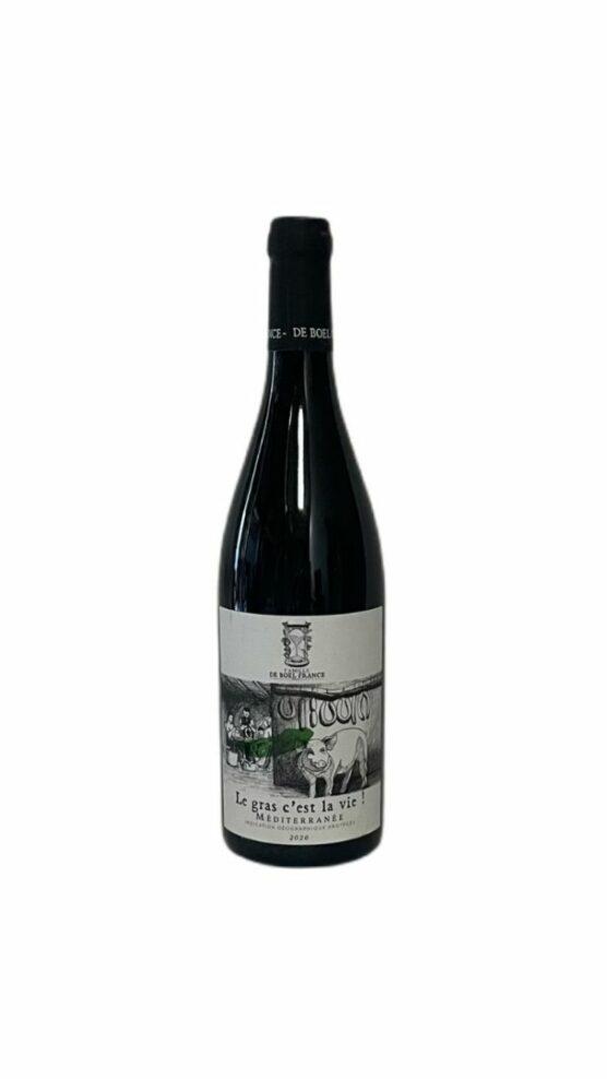 Le gras c'est la vie De Boel France Dégustations vins Limoges Soif