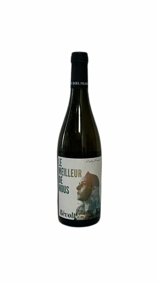 Saint-Joseph blanc Révoltées Nelly France dégustations vins Limoges