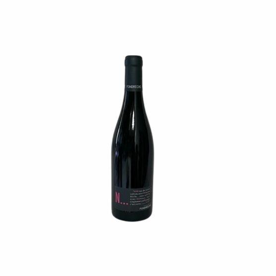 N... sans soufre domaine Fondreche Ventoux Dégustation vins Limoges
