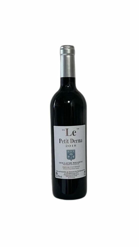 Petit Derna Dernacueillette Corbières dégustations vins Limoges
